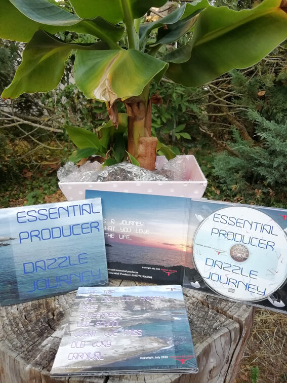 ESSENTIAL PRODUCER CD Digipack Dazzle Journey