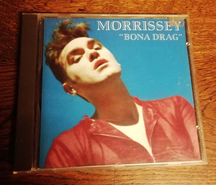 MORRISSEY CD compilation Bona Drag