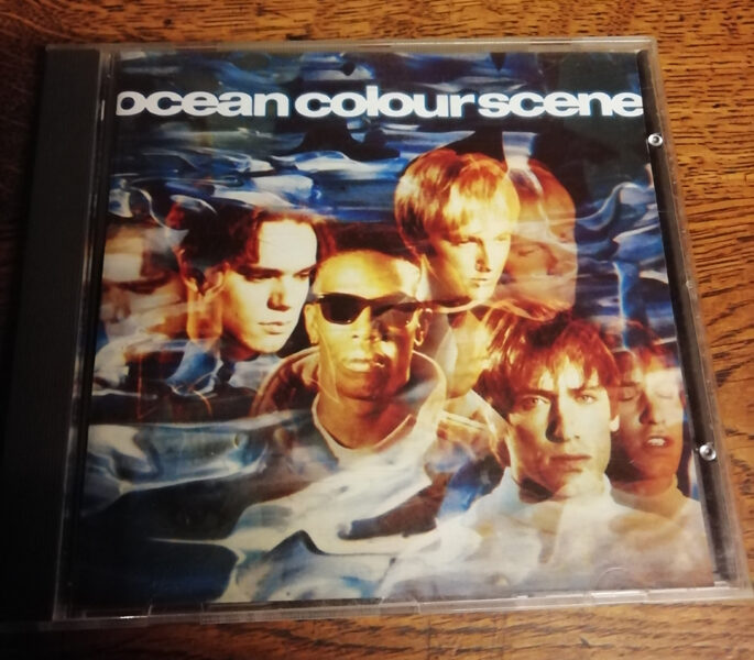 OCEAN COLOUR SCENE CD Ocean Colour Scene