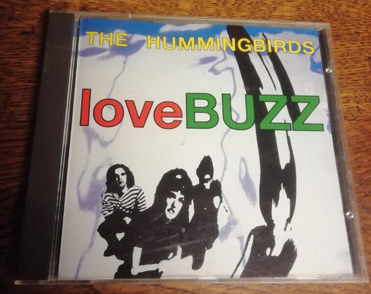 The HUMMINGBIRDS CD loveBUZZ