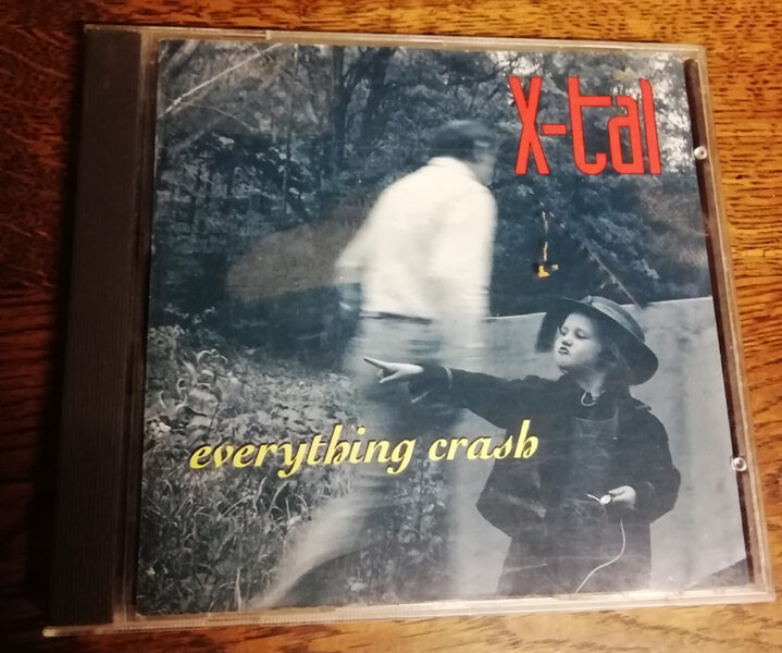 X-TAL CD Everything Crash