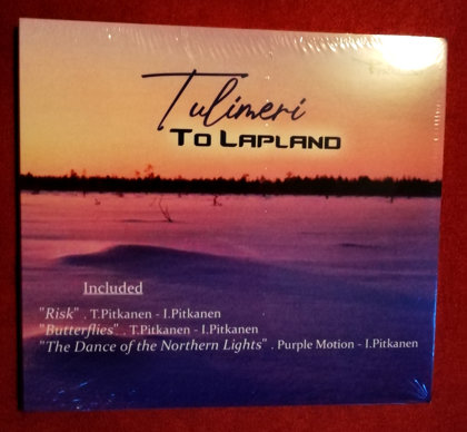 TULIMERI CD Digipack To Lapland