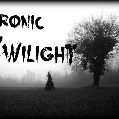 Chronic Twilight - black tree