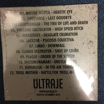 """In the Air Tonight"" by Ravenskül in the Ultraje compilation"